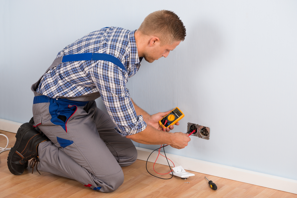 Get the best: Always choose qualified electricians
